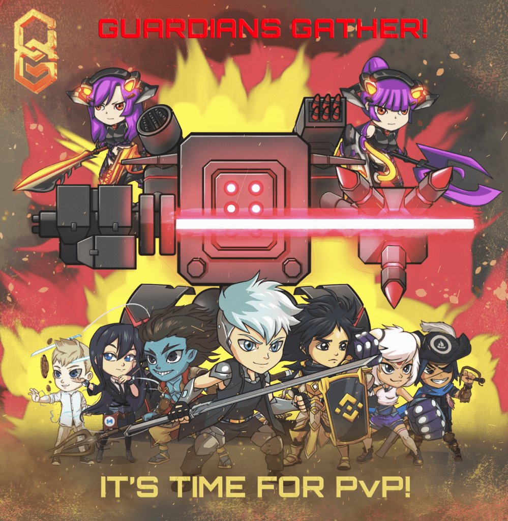 IT'S TIME FOR PVP!