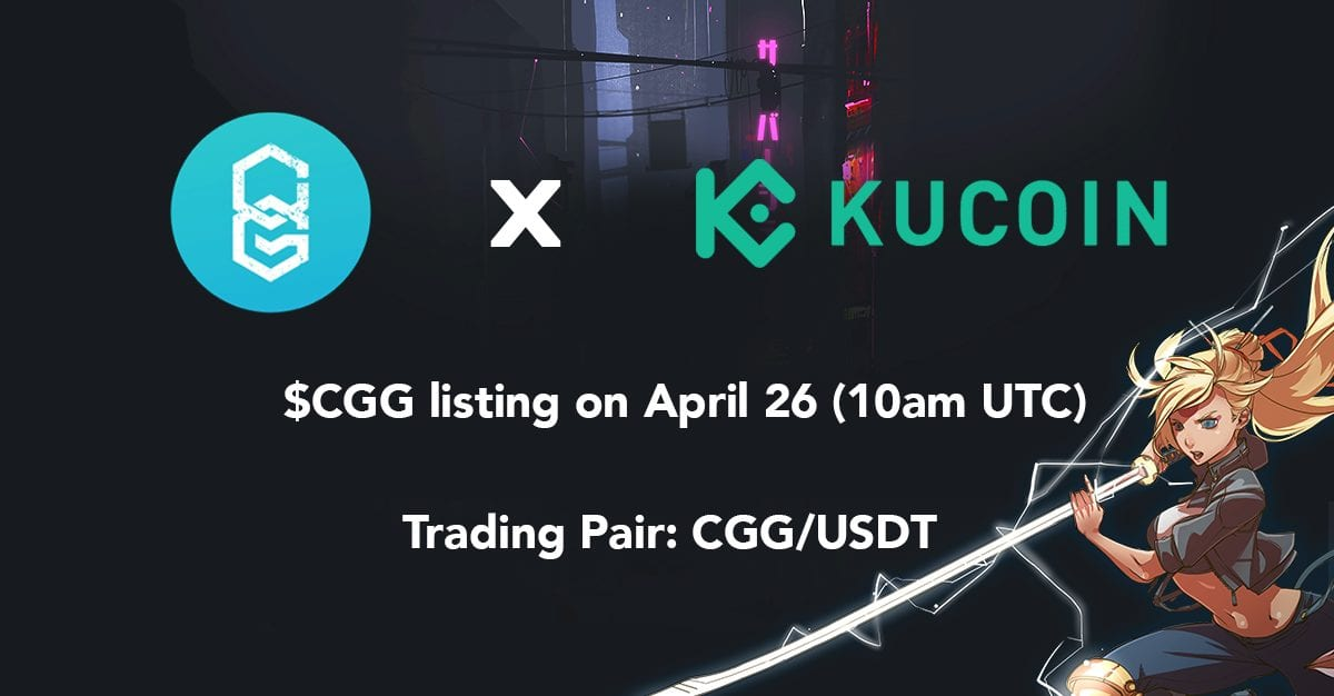 ChainGuardians Delighted To Announce KuCoin Listing | ChainGuardians